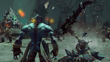 Nordic Games: Darksiders II: Deathinitive Edition выходит 6 октября на PS4, Xbox One в работе