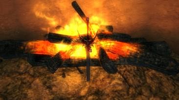 "TES 4: Oblivion ""Мечи Rayearth"""
