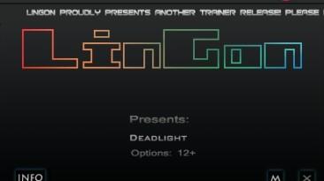 Deadlight: Трейнер/Trainer (+12) [1.1] {LinGon}
