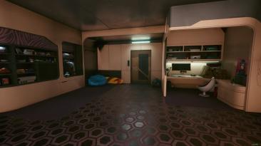 Cyberpunk 2077: Совет (Как купить дом и где найти скрытый особняк)