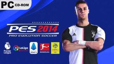 "PES 2014 ""Game PC + Patch New Season 2019/2020"""