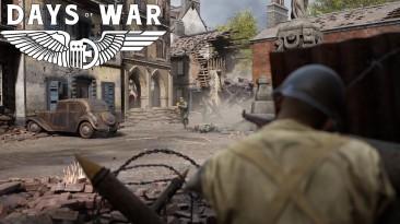 Шутер Days of War, наконец, выходит после трех лет раннего доступа