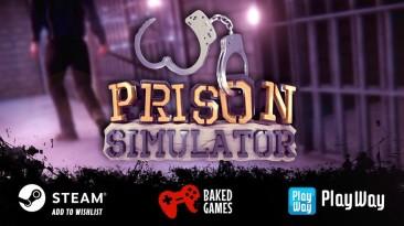 Трейлер и дата выхода Prison Simulator: Prologue