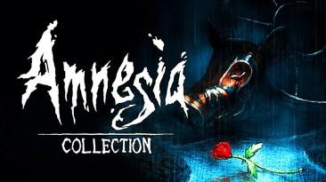 Humble Bundle бесплатно раздают Steam-ключи Amnesia Collection