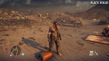 Mad Max - Баги и Смешные моменты [Bugs,Jokes,Fails]