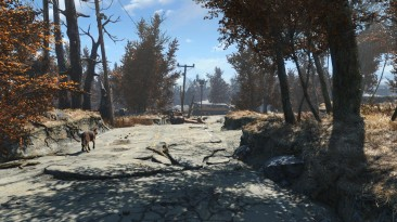 "Fallout 4 ""Обновленные деревья"""