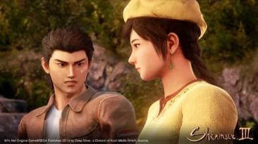Shenmue III скоро выйдет в GOG