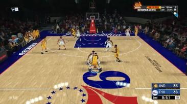 Лучшие моменты с парка и карьеры NBA 2K19