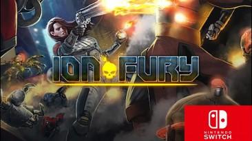 Ion Fury получила обновление с исправлением частоты кадров