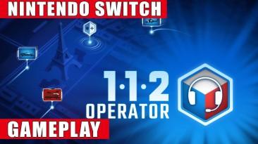 Запись игрового процесса Switch-версии 112 Operator