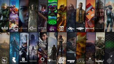 Игровое подразделение Xbox насчитывает 23 студии и 40 игр в разработке