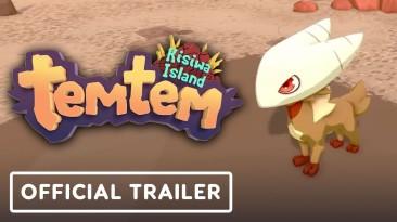"""Cостоится релиз масштабного обновления """"Kisiwa Island"""" для многопользовательской игры TemTem"""