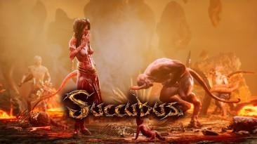 Демон разврата в лесу Плоти - 10 минут геймплея Succubus