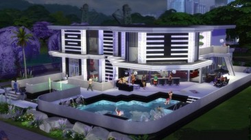 """The Sims 4 """"Dилла dolce vita"""""""