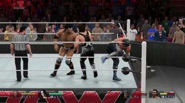 WCW Elimination Tag Team match - NWO WoLfpac VS NWO (The Icon Sting & Big Sexy Kevin Nash VS Hollywood Hulk Hogan & Scott Hall)