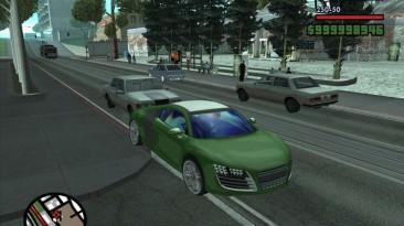 "Grand Theft Auto: San Andreas ""Imposto NFS Carbon Audi Le Mans"""