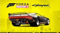 2058 Quadra Turbo-R V-TECH из Cyberpunk 2077 теперь в Forza Horizon 4