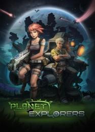 Обложка игры Planet Explorers