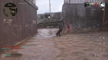 Call of Duty: WWII - как убивать щитом?