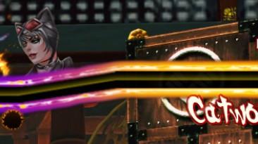 """Street Fighter X Tekken """"Замена HUDа у Poison"""""""