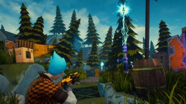 """Видео геймплея """"королевской битвы"""" Crazy Justice, бесплатная игра для стримеров и прыжки с парашютом"""