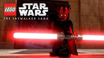 LEGO Star Wars: The Skywalker Saga выйдет весной 2022 года