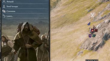 "Mount & Blade 2: Bannerlord ""Мод для пропуска лишних диалогов"""