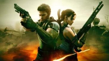 Новые скриншоты обновлённой Resident Evil 5