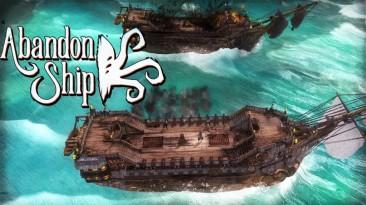 Вышло обновление The Spider Islands для Abandon Ship