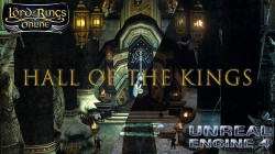 Энтузиаст перенес The Lord of the Rings Online на Unreal Engine 4