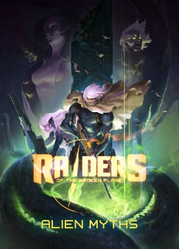 Spacelords - Alien Myths Campaign