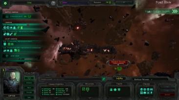 """Battlefleet Gothic Armada """"прохождение на русском Surprise Attack глава 03 обзор"""""""
