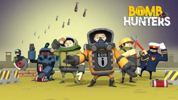 Авторы серии шутеров Overkill выпустили новую игру Bomb Hunters