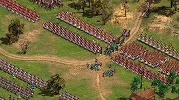 Первые скриншоты вторых казаков