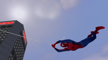 """Spider-Man 2: The Game """"Homecoming Spider-man"""" by GPChannelOffical"""