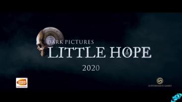 Смотрим тизер Little Hope - следующей игры из линейки The Dark Pictures Anthology