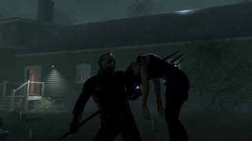 Friday the 13th: The Game - Джейсон и вилы