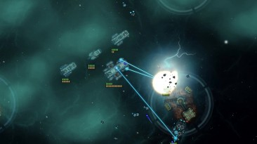 "Battlevoid: Sector Siege ""Тизер-трейлер"""