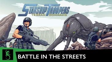 """Стратегия """"Starship Troopers - Terran Command"""" получила свежий геймплейный трейлер"""