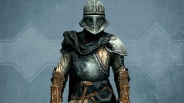 "Skyrim ""Alternative Armors - Steel Soldier"""