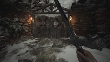 "Resident Evil: Village ""Меч (оружие)"""