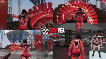 "WWE 2K19 ""Finn Balor Demon WWE 2K20 Порт Наряд Мод"""