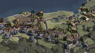"""В Unity of Command 2 теперь можно поучаствовать в битве при Кассеринском перевале и в операции """"Нордвинд"""""""