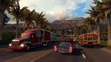 Открытая бета-версия многопользовательской игры для American Truck Simulator уже доступна