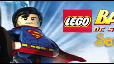 LEGO Batman 2: DC Super Heroes: сохранение (100% пройдено) [PS3/US]