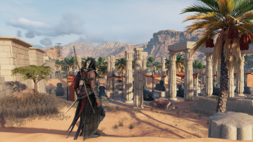 "Assassin's Creed: Origins ""Real Graphics / Реалистичная графика"""