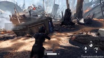 Баги первых трех уровней кампании Star Wars Battlefront 2