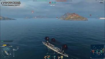 Гуфовский - Веселые моменты World of Warships