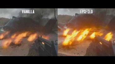 "Fallout 4 ""Капремонт эффектов частиц - Extreme Particles Overhaul"""