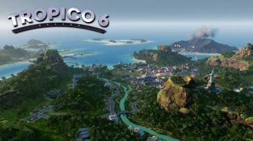 А вы не верили! Tropico 6 заявится на Nintendo Switch 6 ноября